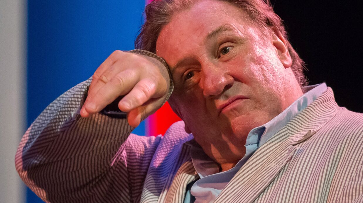 Gérard Depardieu lance sa propre compagnie aérienne