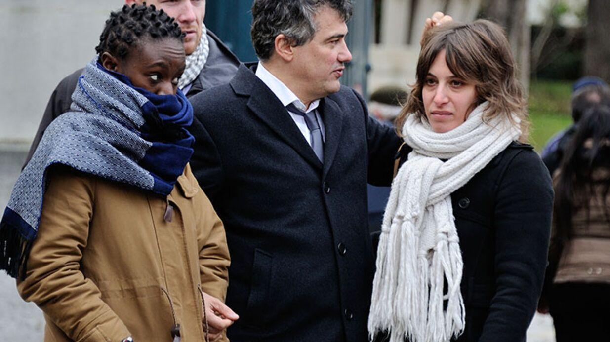 Charlie Hebdo: Les obsèques d'Honoré et de Mustapha Ourrad au Père-Lachaise