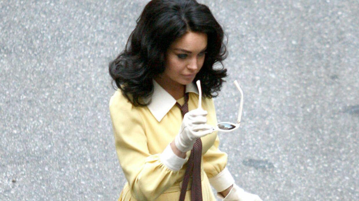 Lindsay Lohan va mieux après son malaise
