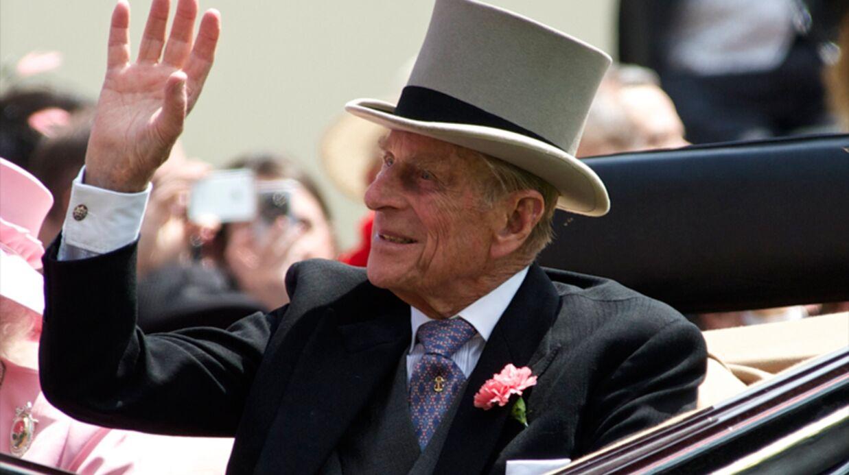 Le prince Philip est sorti de l'hôpital, mais reste en convalescence