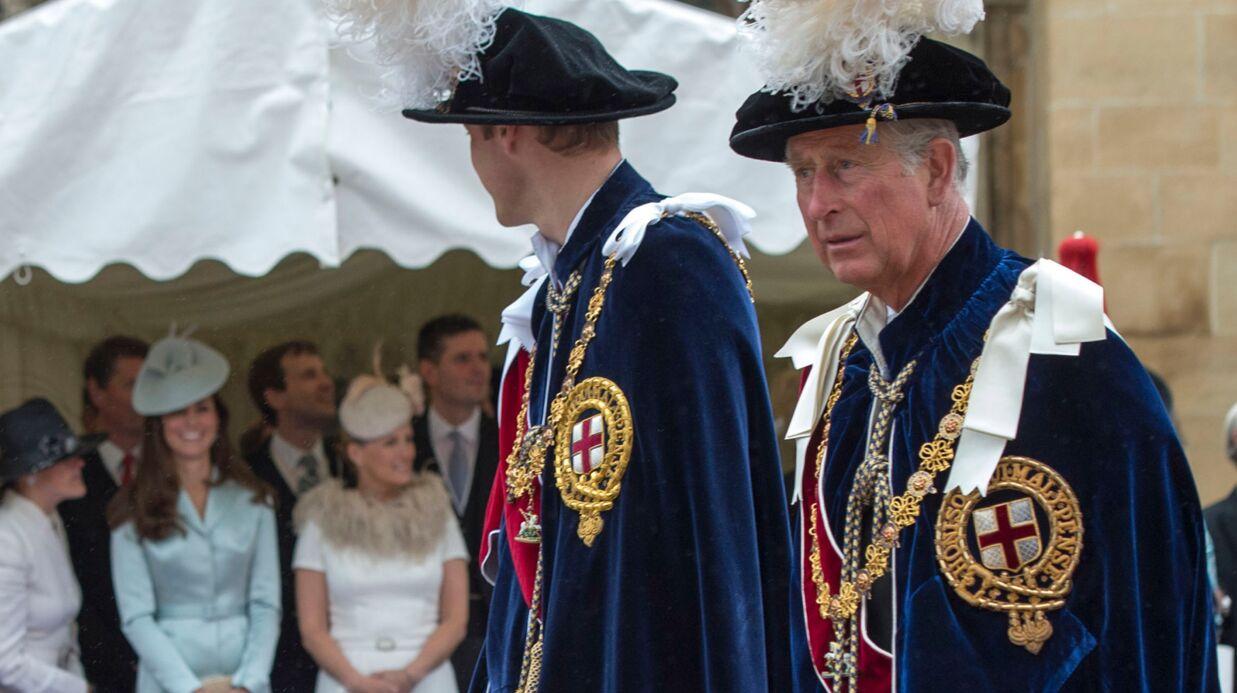 PHOTOS La tendre complicité de Kate et William  durant une cérémonie officielle