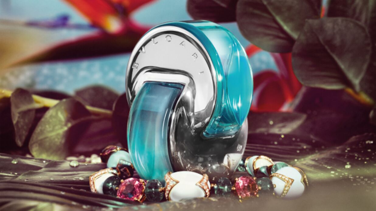 Omnia Paraiba, le nouveau parfum féminin de Bulgari