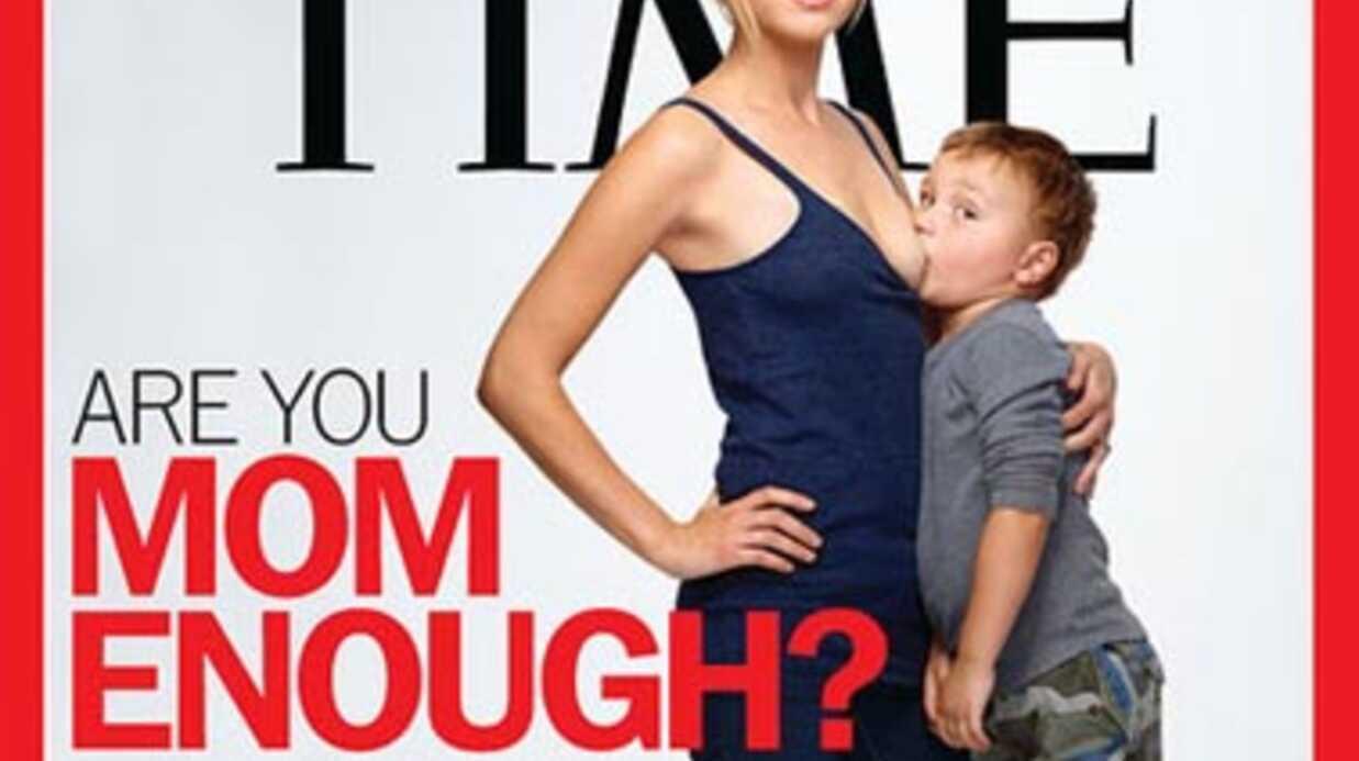 Polémique en une de Time Magazine: Jason Biggs s'en mêle