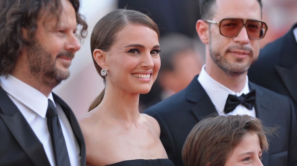 PHOTOS Cannes 2015 : Nata­lie Port­man, le rayon de soleil de la Croi­sette