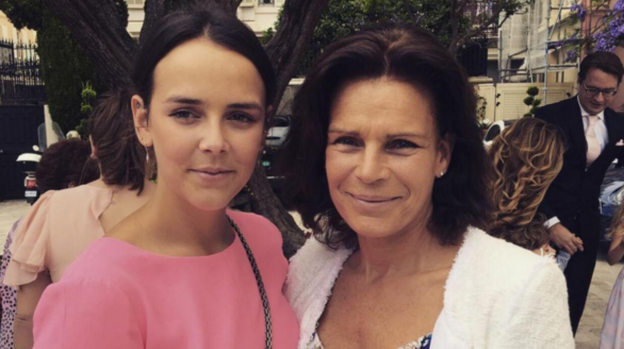 Stéphanie de Monaco: la touchante déclaration d'amour en photo de sa fille Pauline