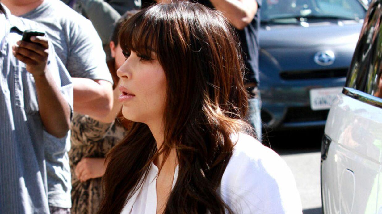 Kim Kardashian: une grossesse pas vraiment idyllique