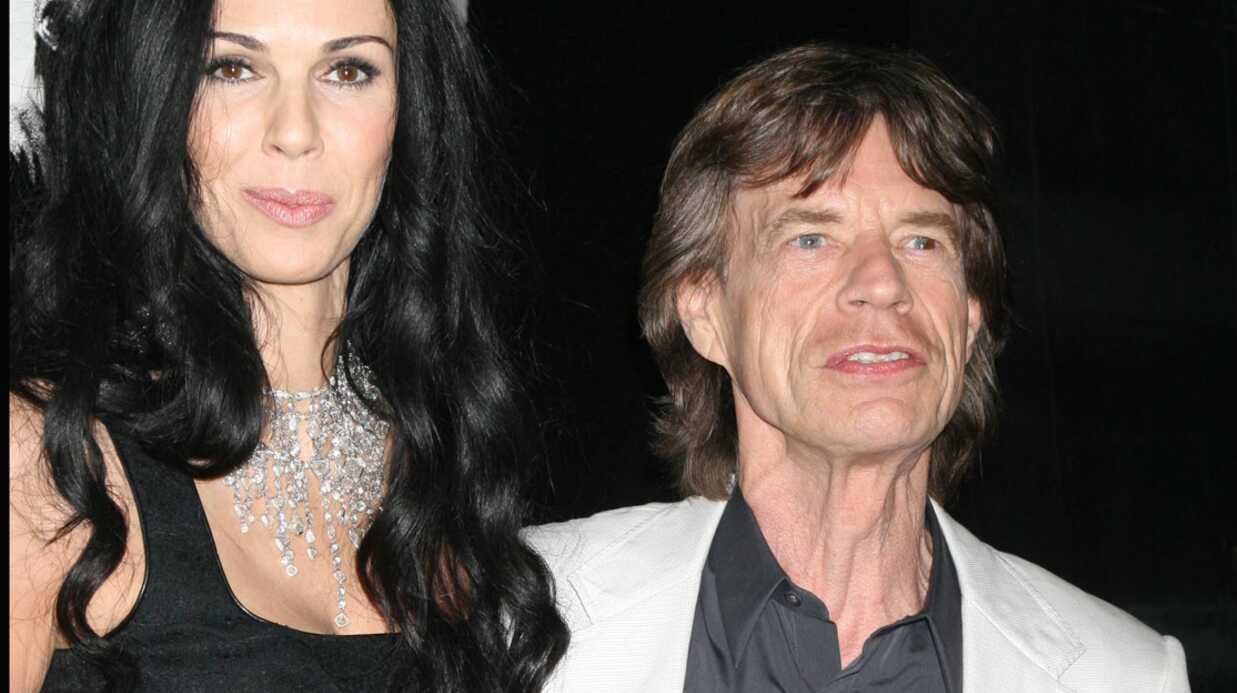 Mick Jagger: sa fiancée, la styliste L'Wren Scott, retrouvée pendue