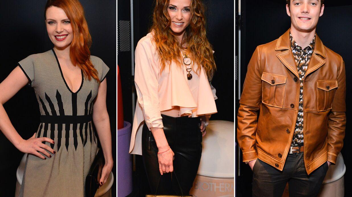 PHOTOS Elodie Frégé très en beauté, Capucine Anav et Louis Sarkozy à la soirée L'Oréal Luxe