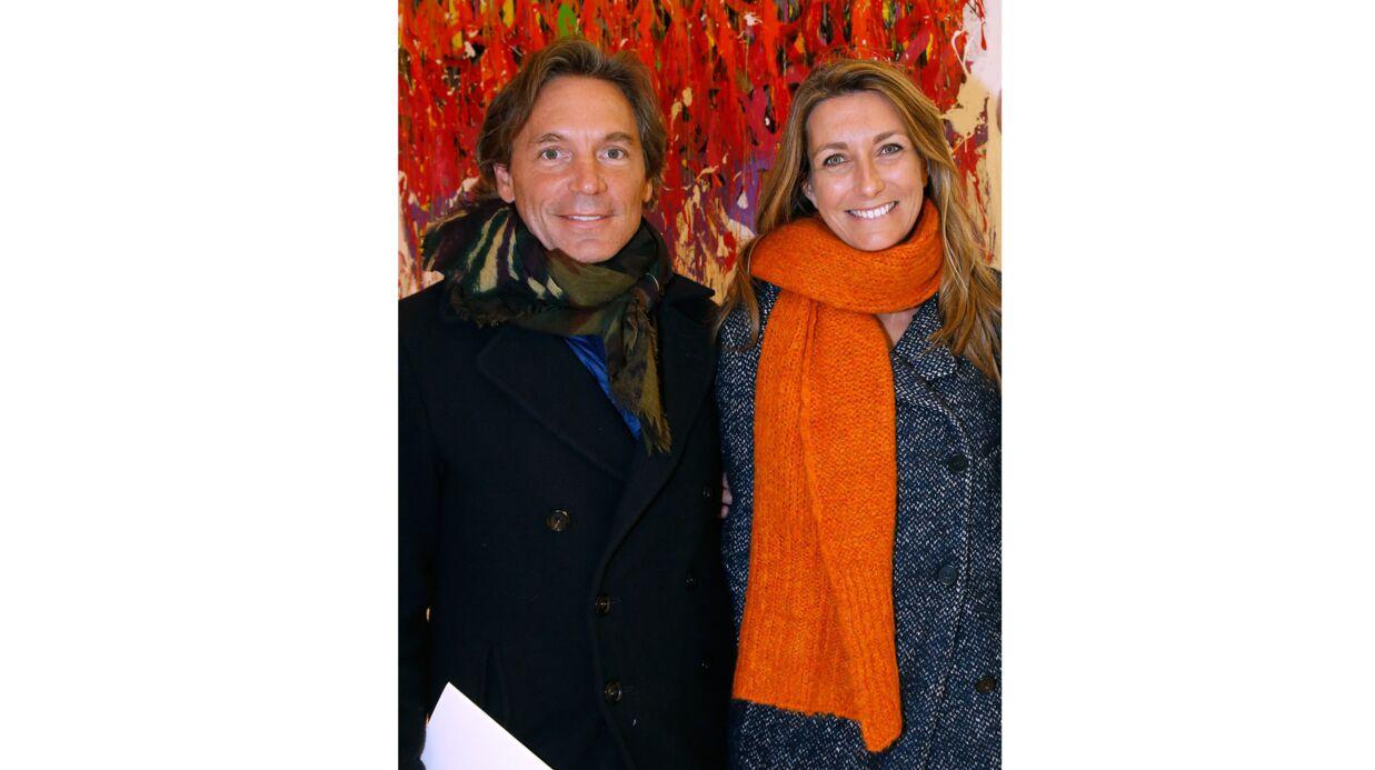 Qui est Nicolas Vix, le compagnon d'Anne-Claire Coudray?