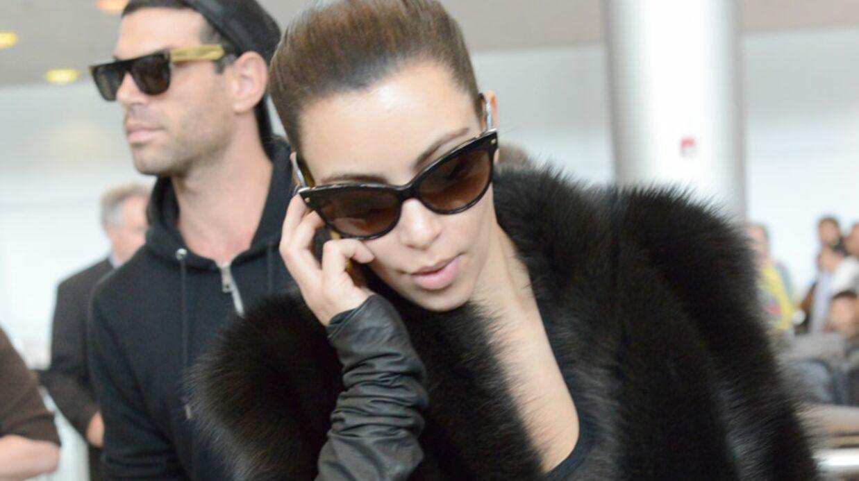 Kim Kardashian s'excuse après deux tweets polémiques