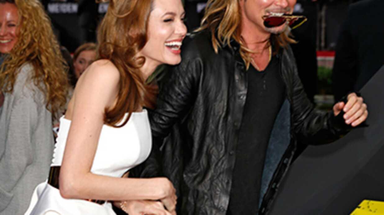 Angelina Jolie reçoit un Oscar d'honneur pour ses actions humanitaires