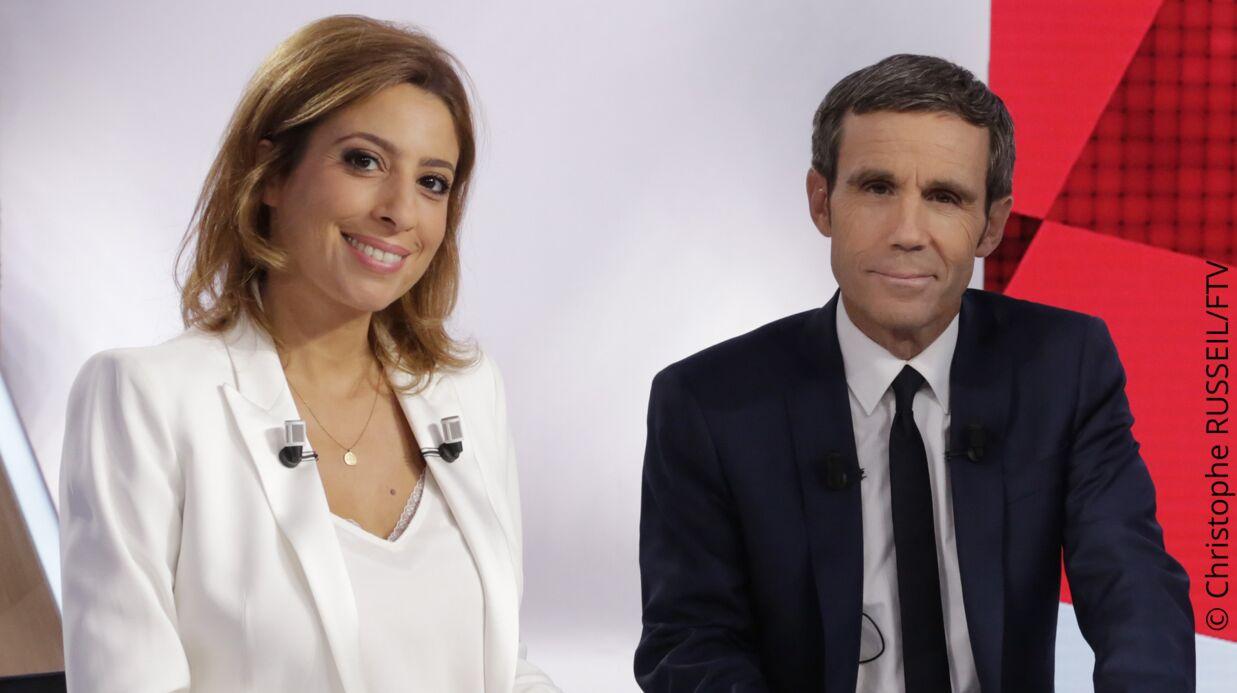 Léa Salamé: voilà pourquoi elle sera absente de la soirée politique de France 2