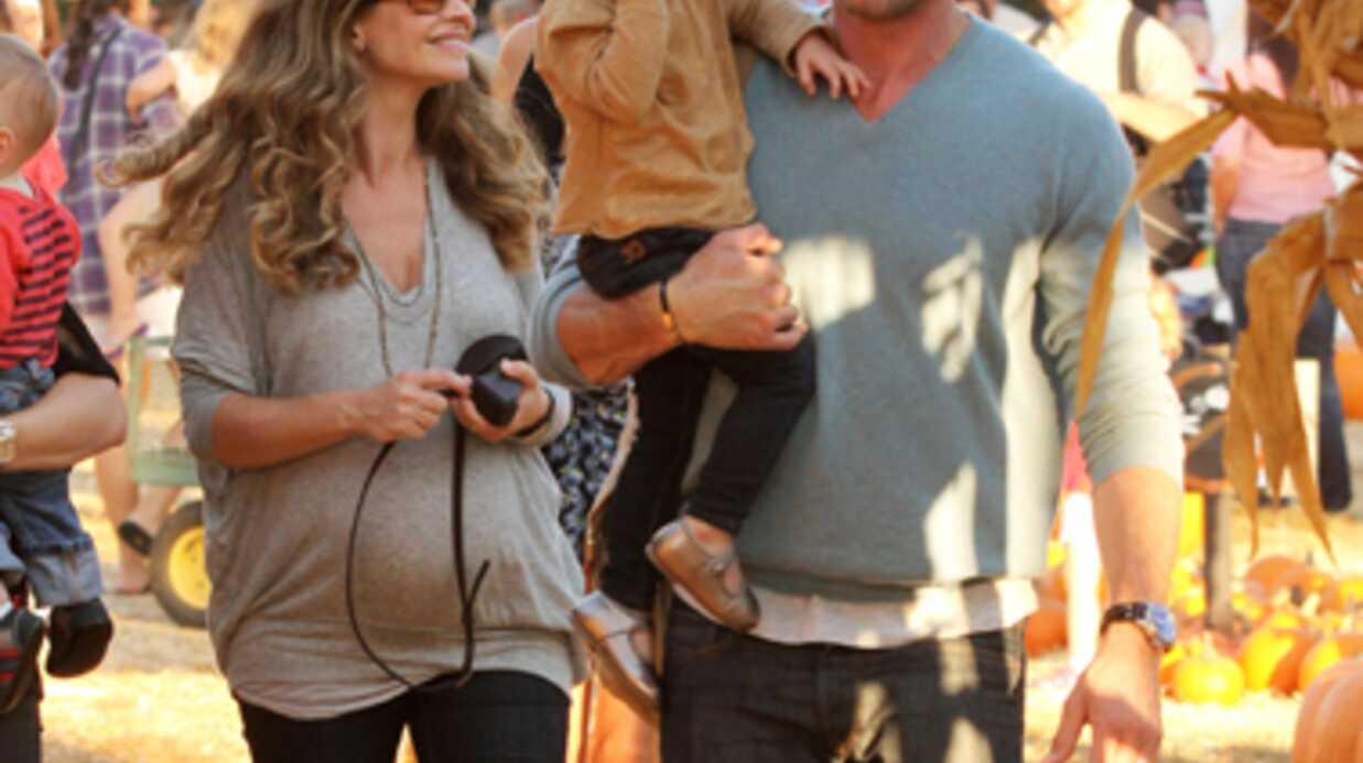 DIAPO Eric Dane enfin heureux avec sa femme enceinte