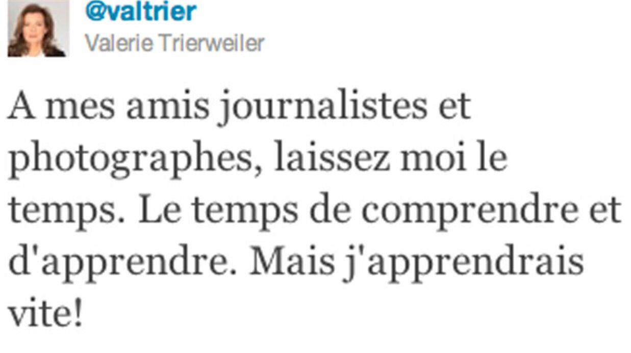 François Hollande: sa compagne se voit déjà première dame
