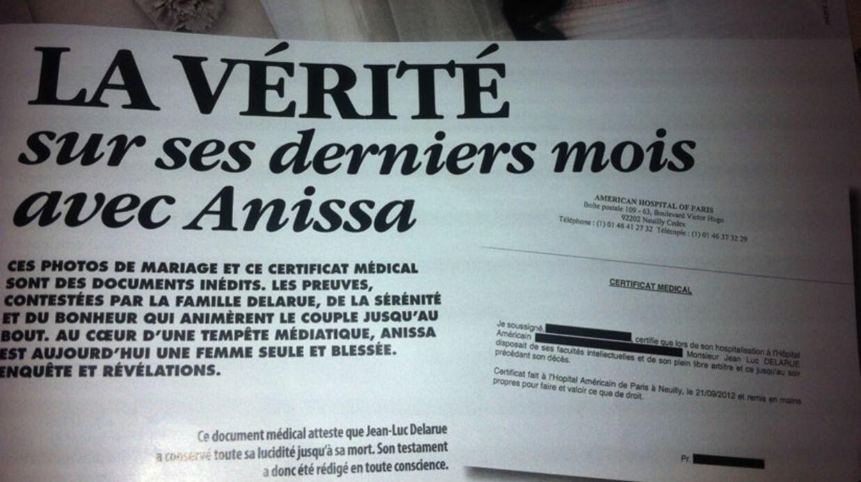 Jean-Luc Delarue: le clan Anissa contre-attaque et produit des preuves