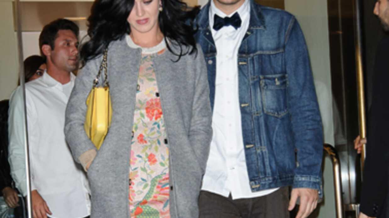 Katy Perry et John Mayer: on a connu couple plus amoureux