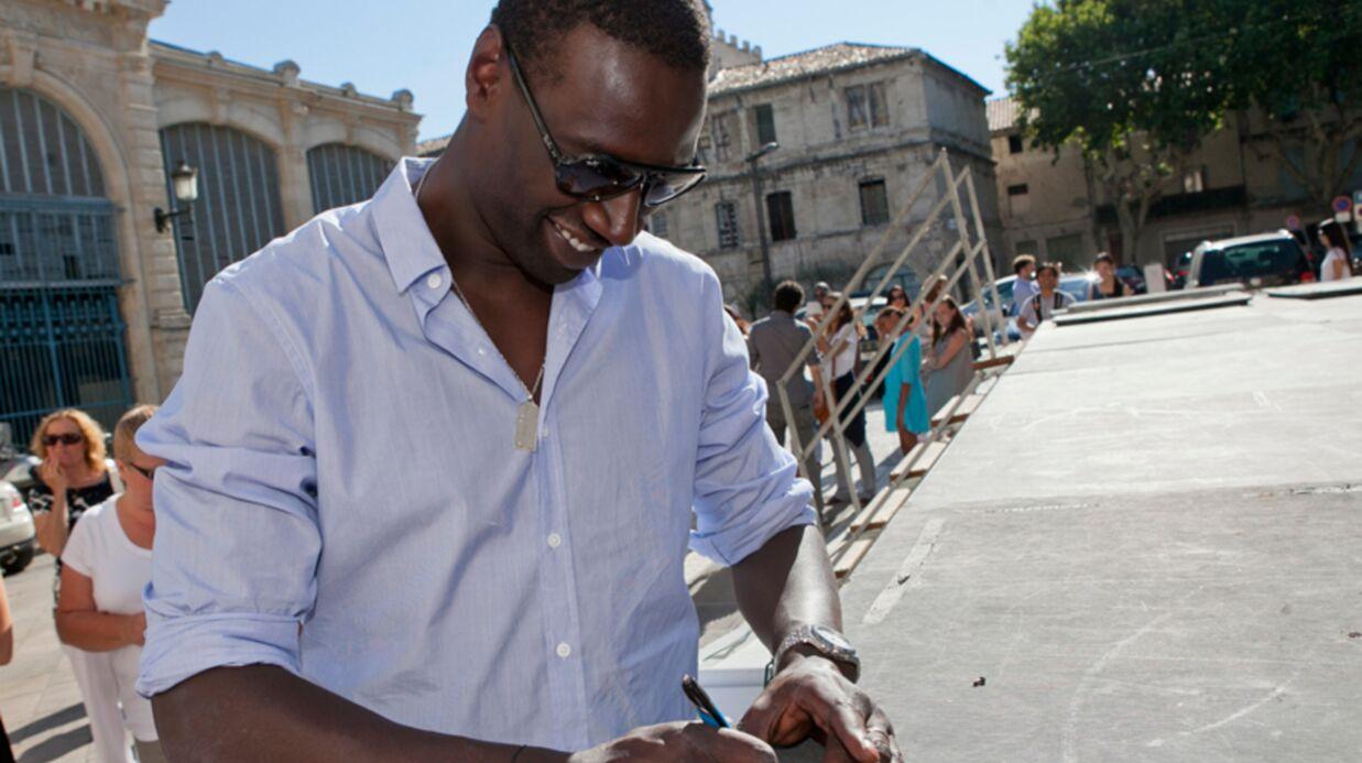 Omar Sy ne supporte plus la pression des fans français
