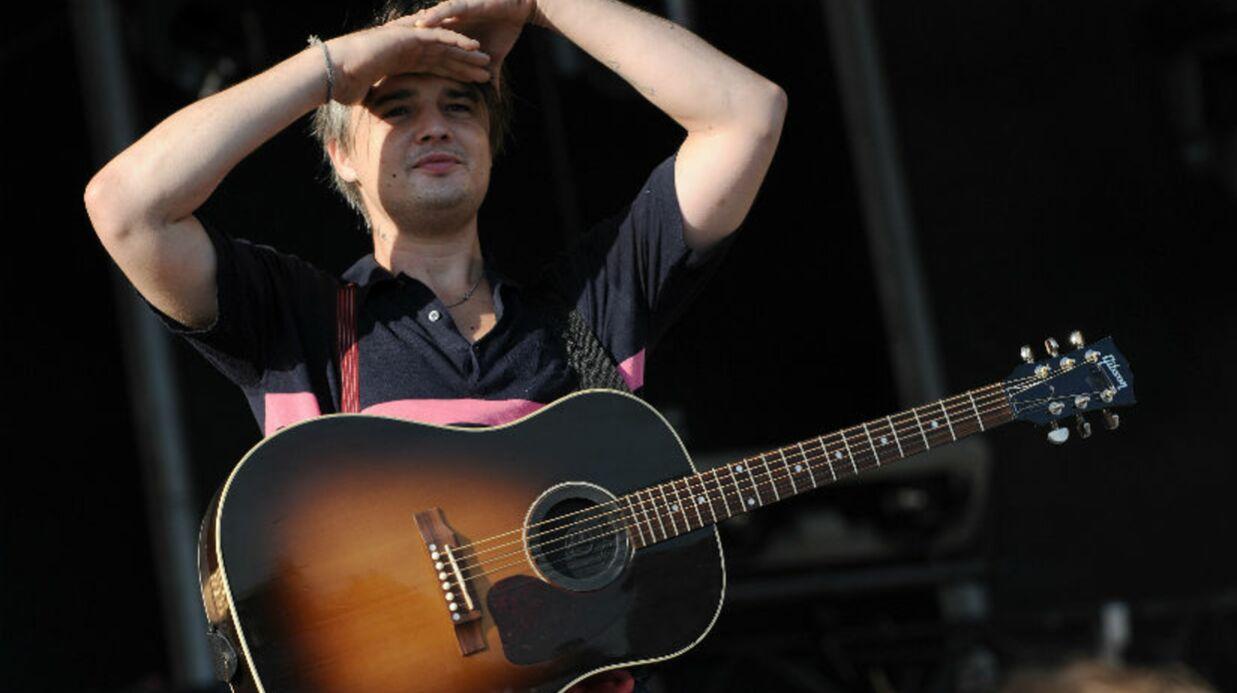 Pete Doherty accusé de vol par la SNCF
