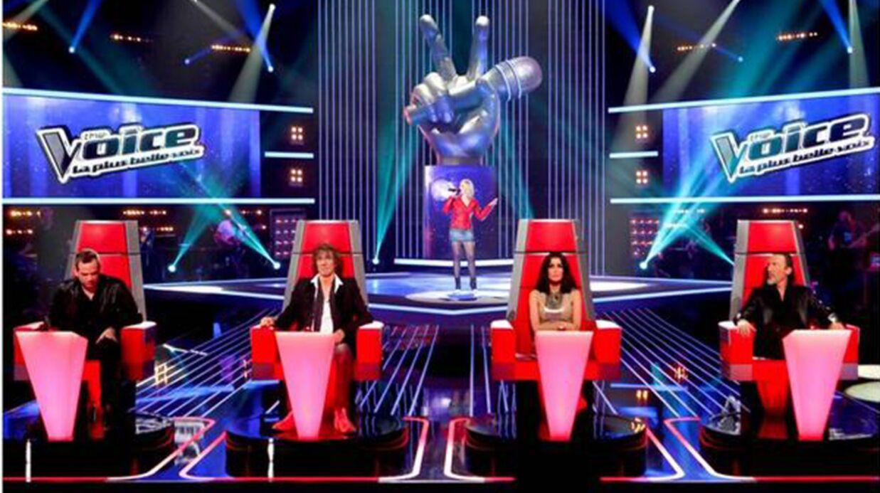 TF1 annonce le retour de The Voice avec le même jury