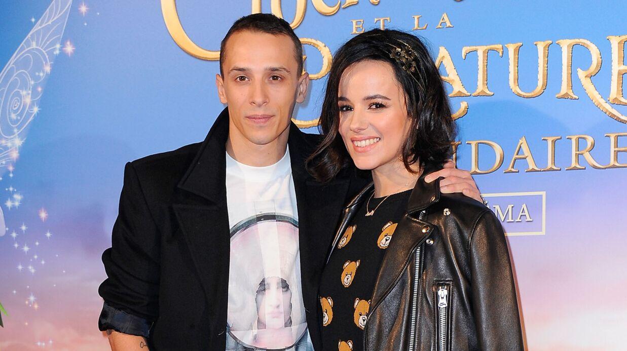 PHOTO Danse avec les stars: Alizée soutient son mari Grégoire Lyonnet et sa partenaire Camille Lou