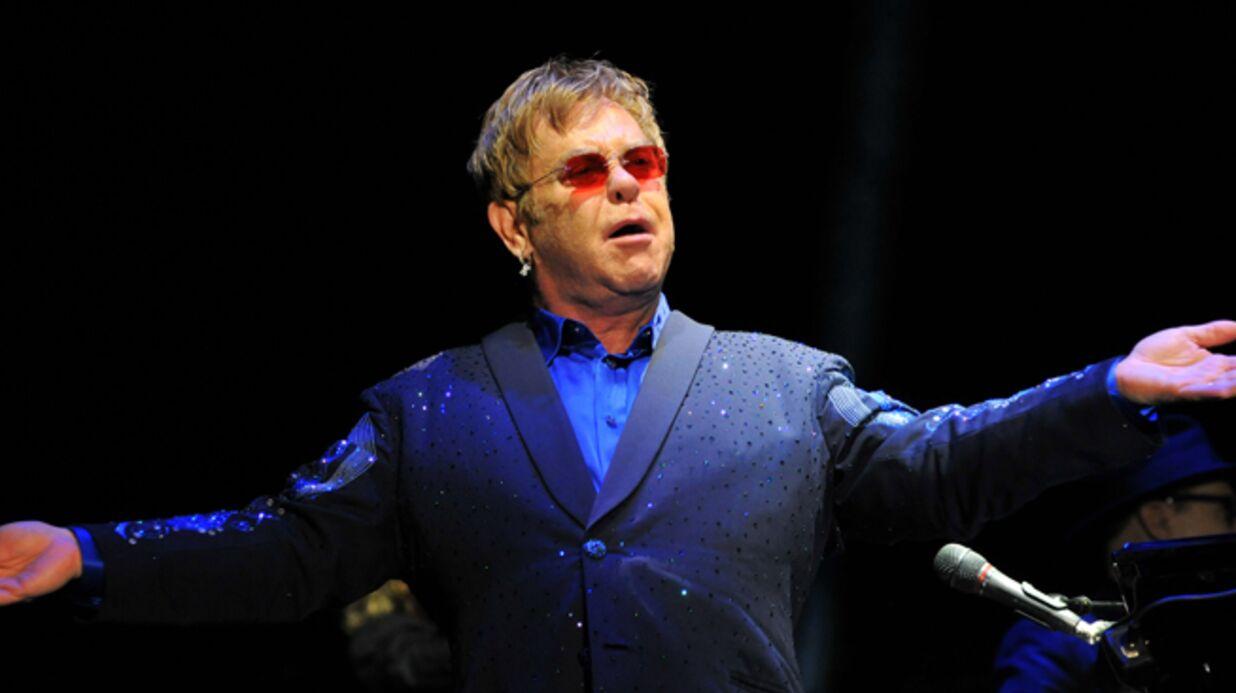 Elton John est très inquiet pour Lady Gaga