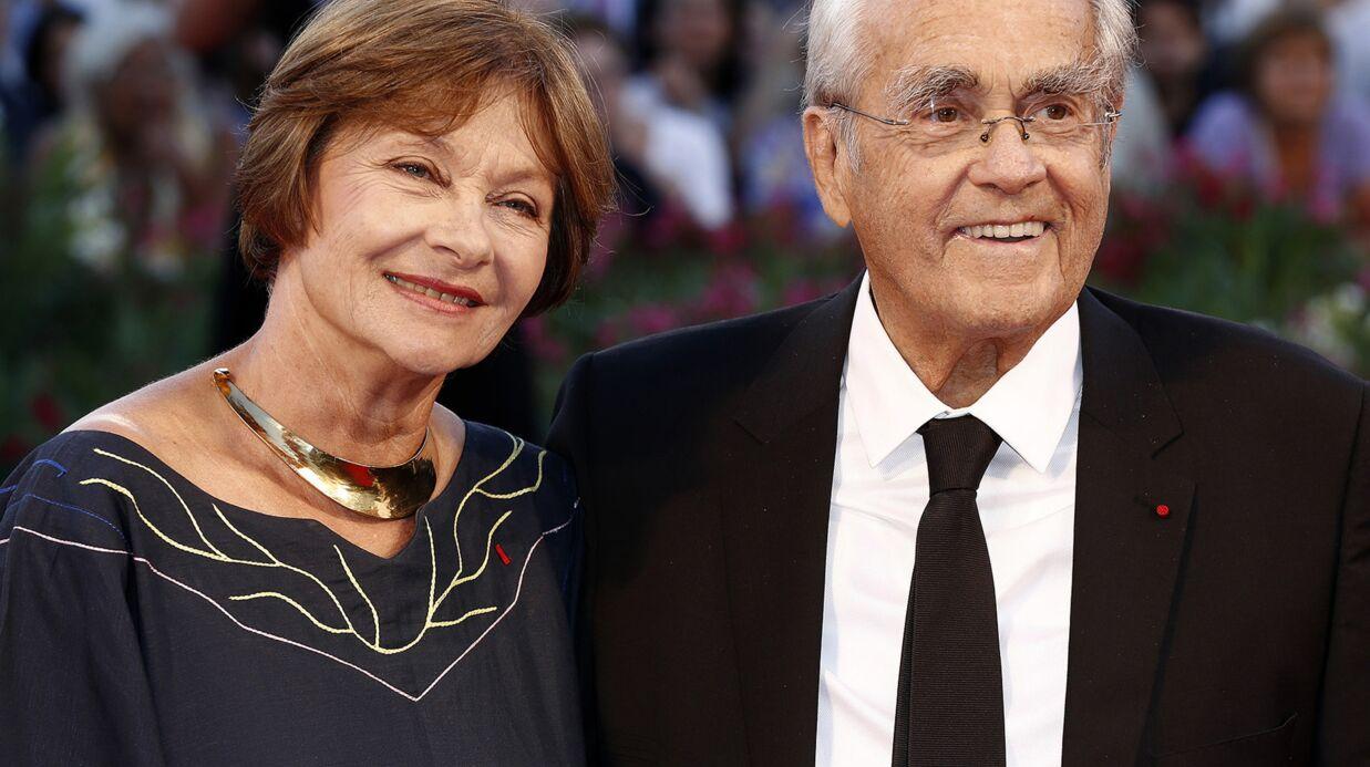Macha Méril et Michel Legrand se sont mariés à Monaco