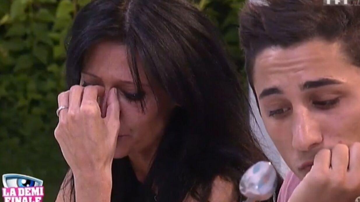 Secret Story 8: Le frère de Vivian l'incite à quitter Nathalie