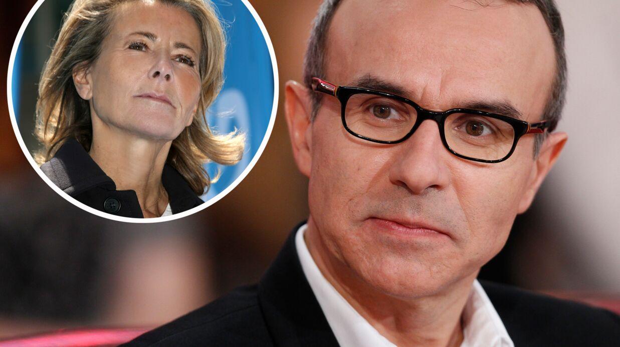 Philippe Besson explique le silence de son amie Claire Chazal depuis ses adieux au JT