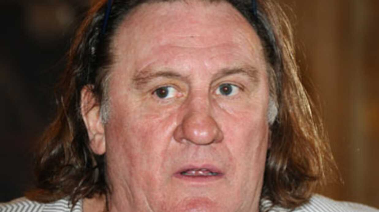 VIDEO La pause pipi de Depardieu rend hilare un journaliste de CNN
