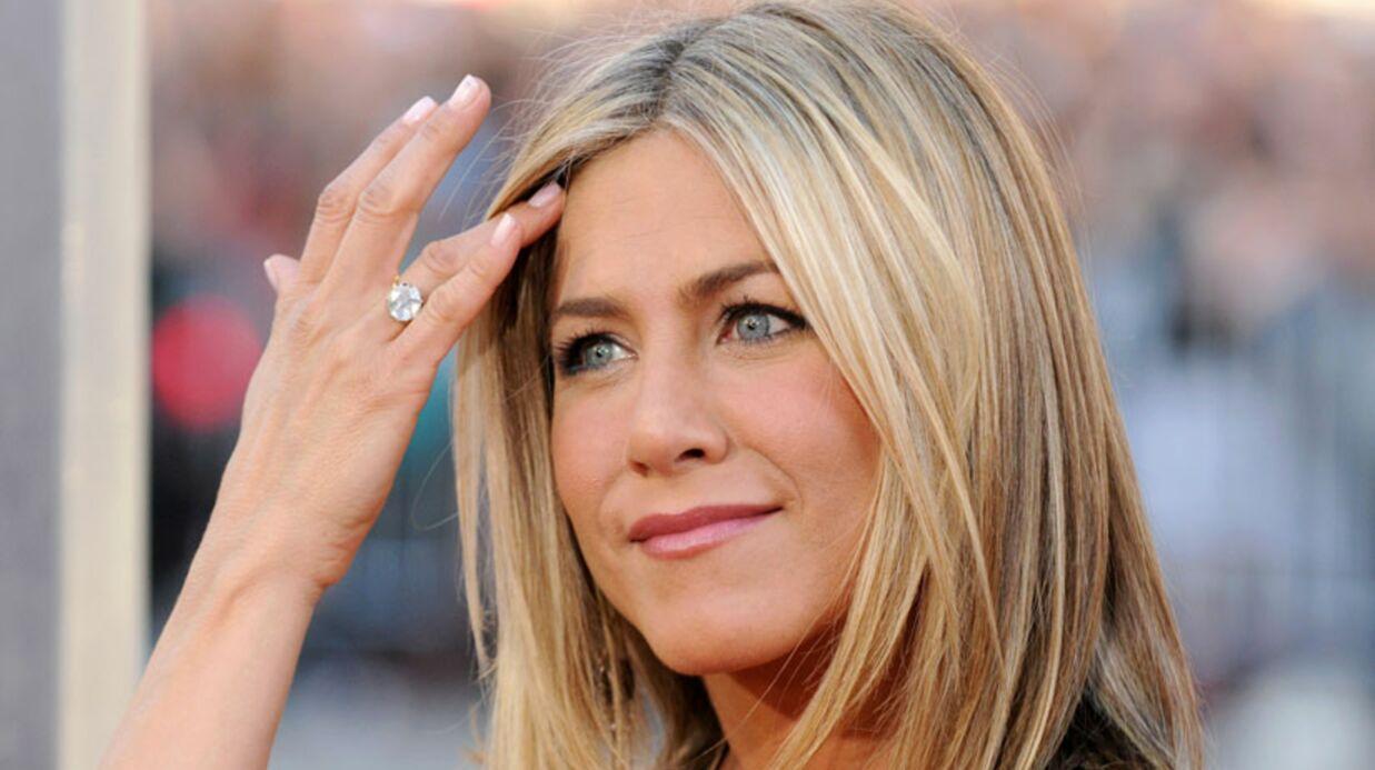 Jennifer Aniston: un contrat pour faire taire Justin Theroux