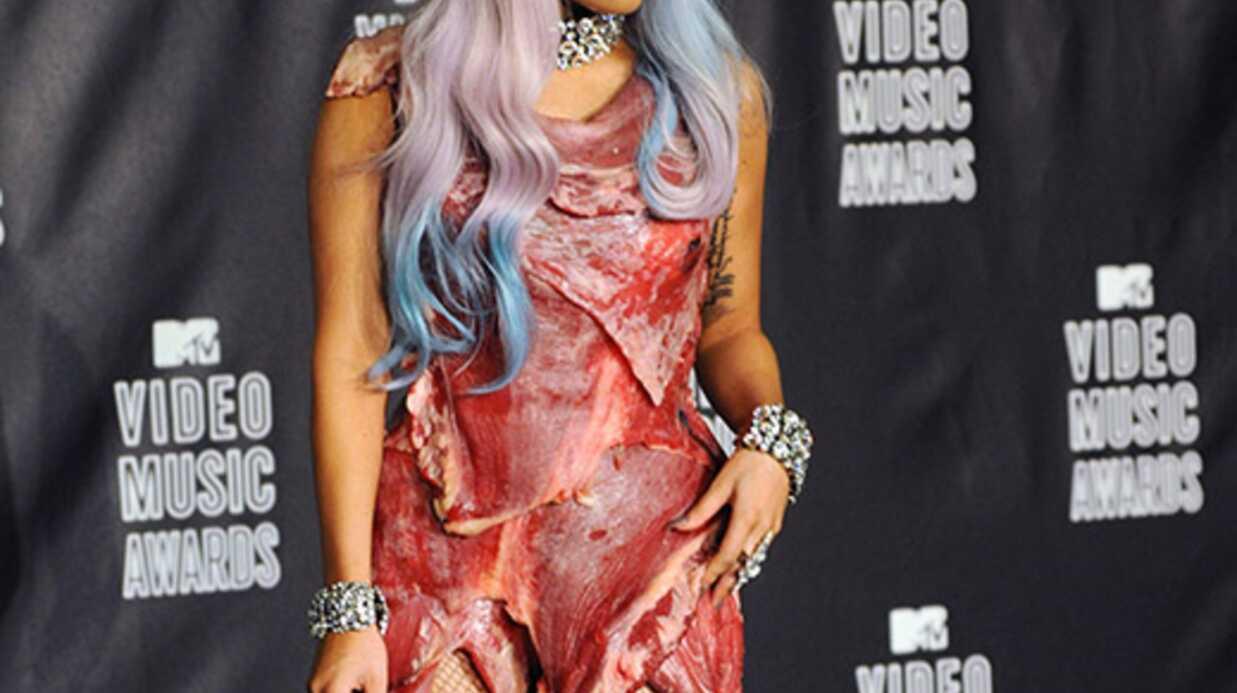 Lady Gaga vomit durant un concert