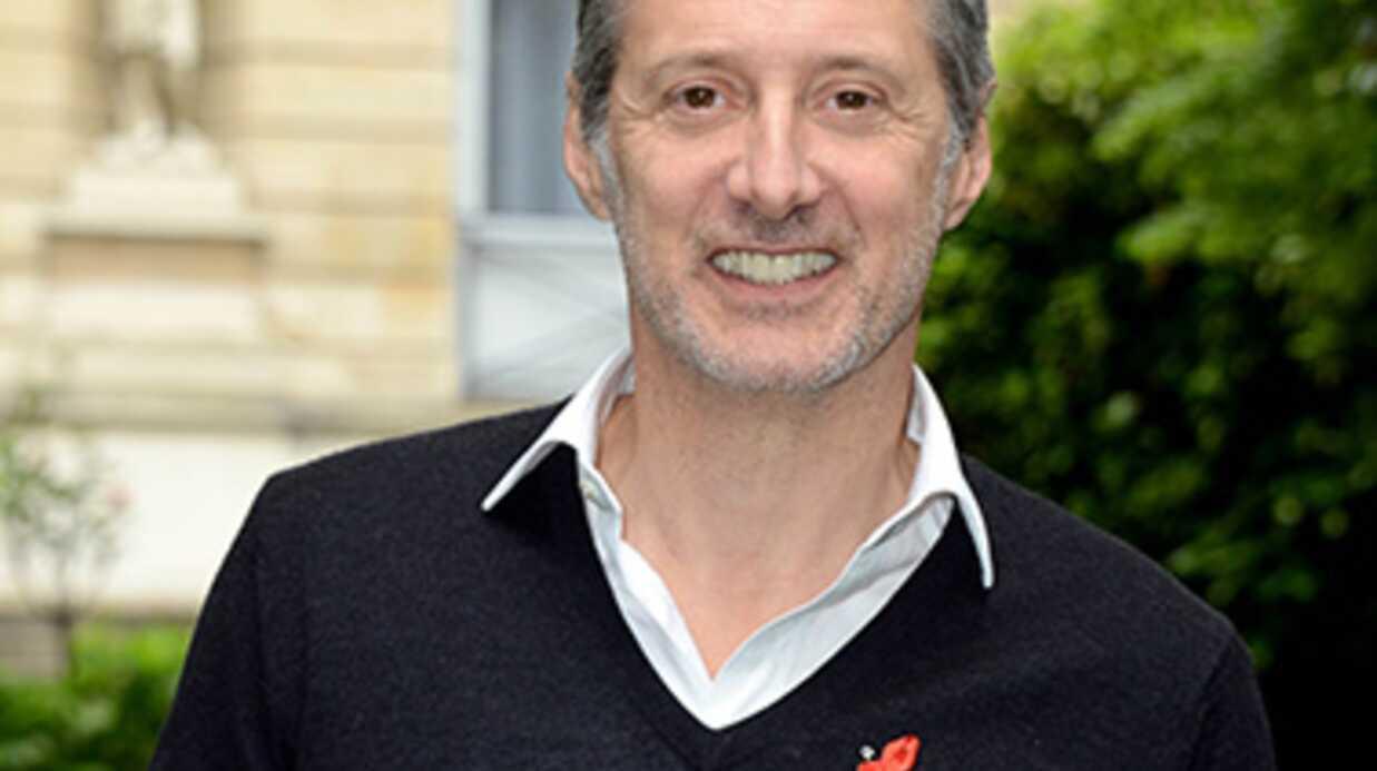Antoine de Caunes au Grand Journal sur «un coup de tête»