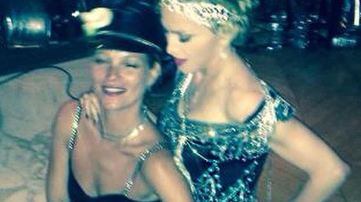 PHOTO Alizée: son cadeau d'anniversaire sexy à Madonna