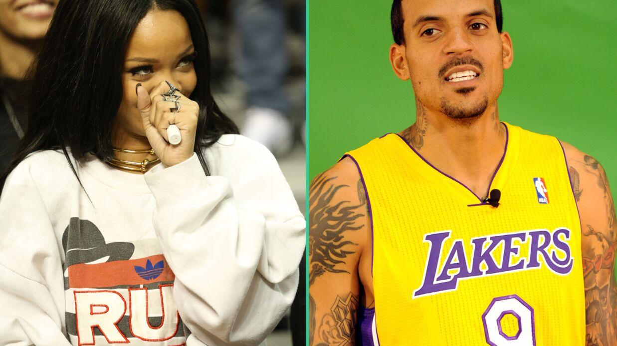 Rihanna met un vent monumental à un basketteur américain qui disait flirter avec elle