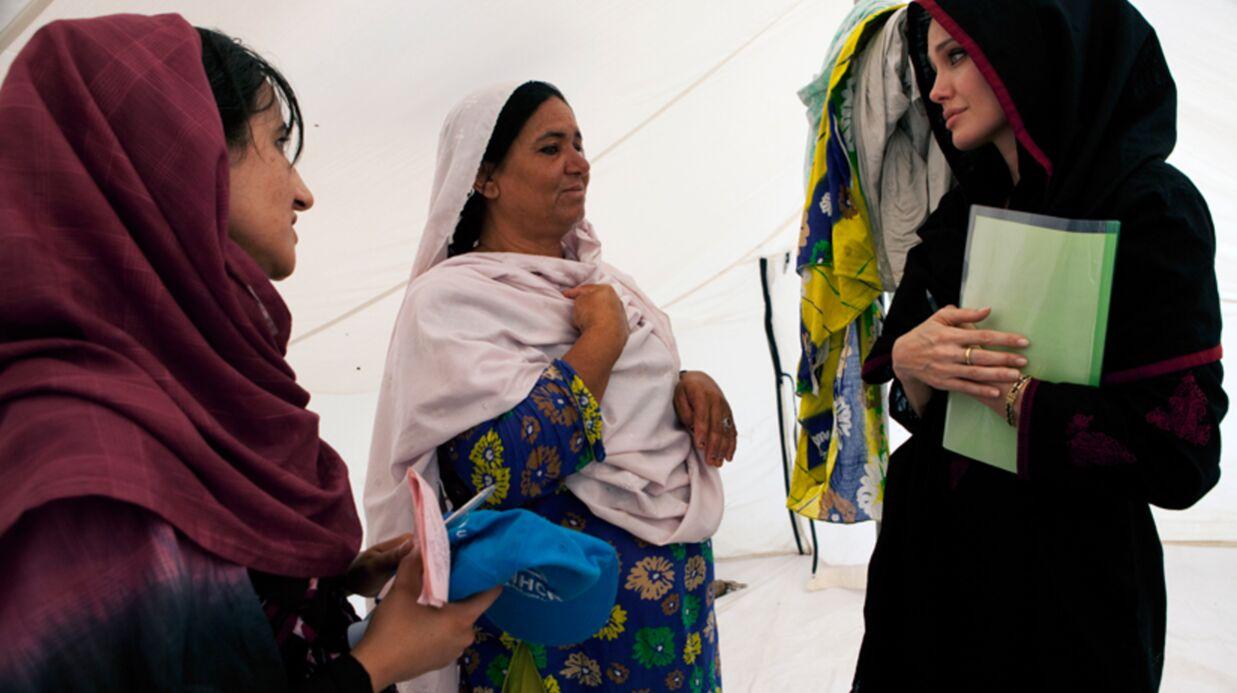 Angelina Jolie: de nouvelles responsabilités à l'ONU
