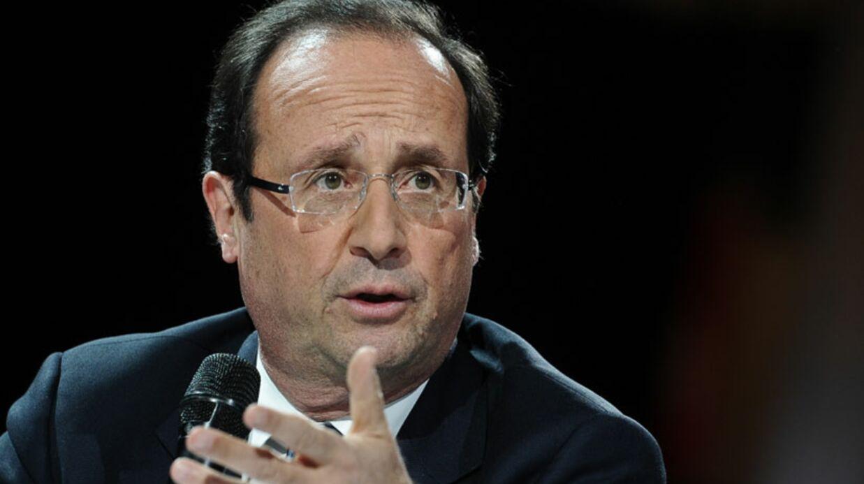 François Hollande coaché par un ancien de la Star Academy