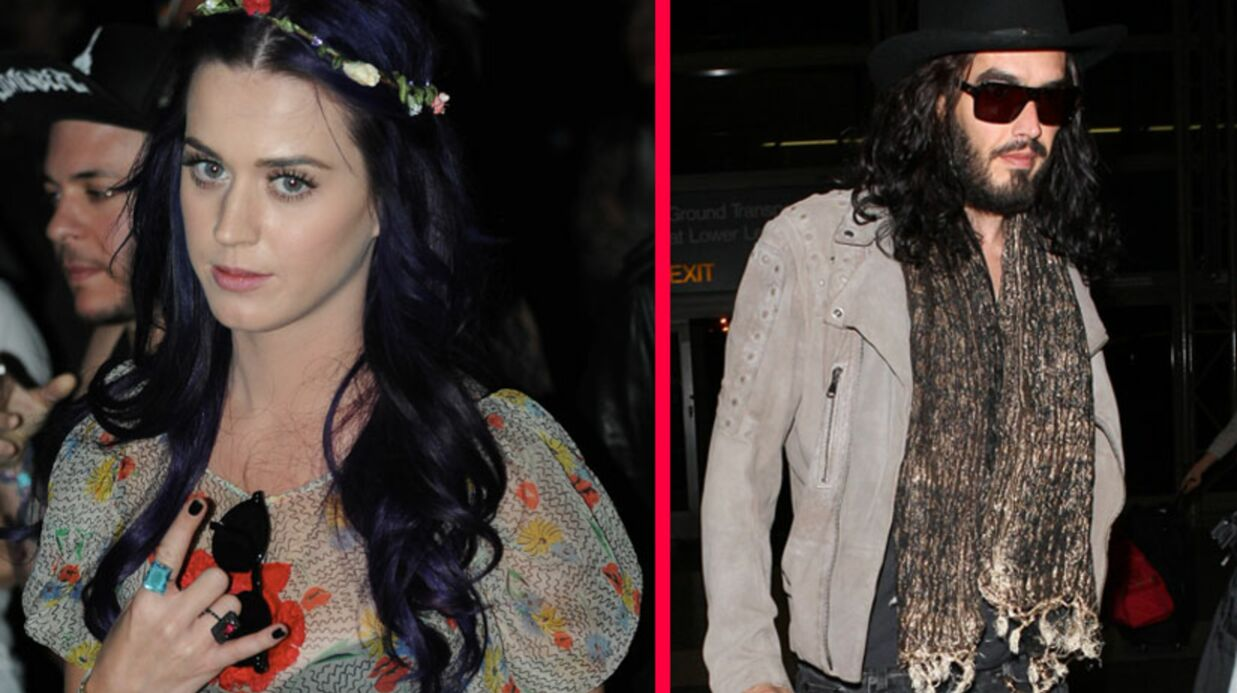 Katy Perry regrette sa rupture avec Russell Brand