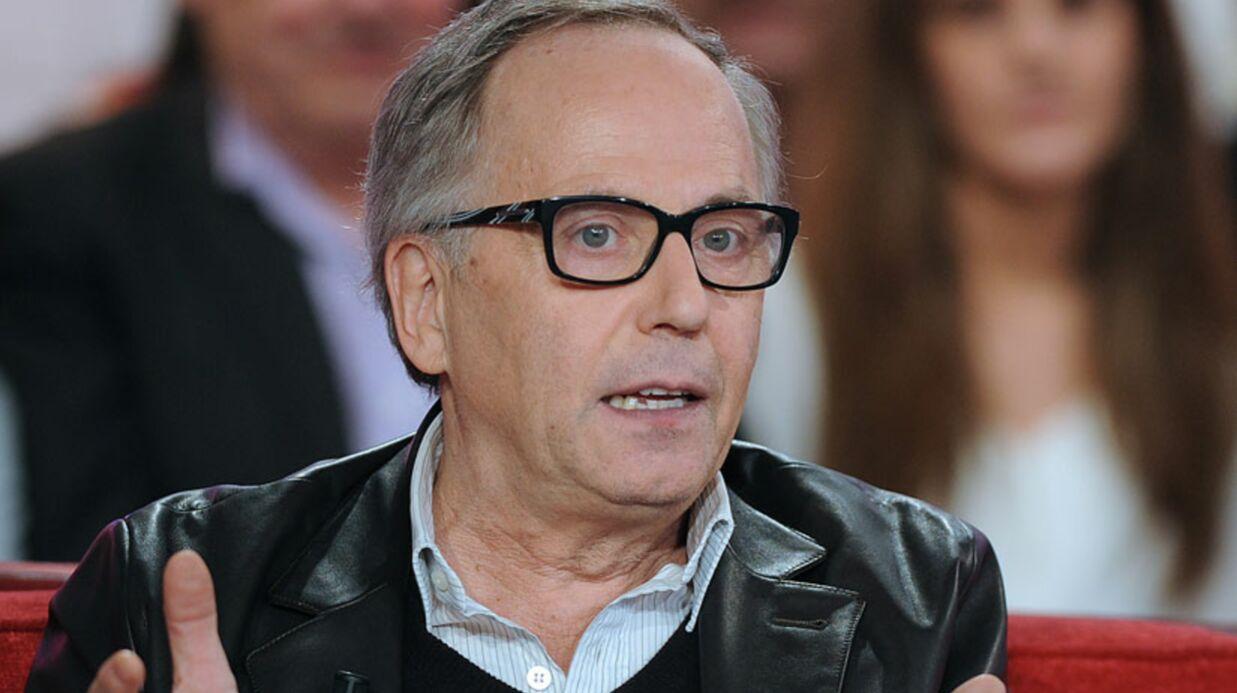 Fabrice Luchini refuse de saluer les spectateurs de sa pièce