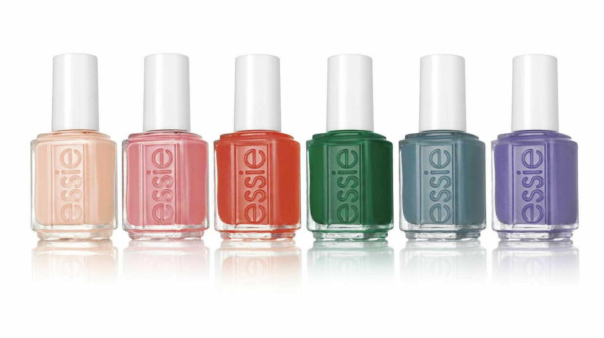 Vernis à ongles Essie Collec­tion prin­temps 2016