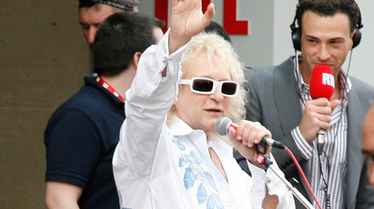 Michel Polnareff raconte comment il a failli devenir aveugle