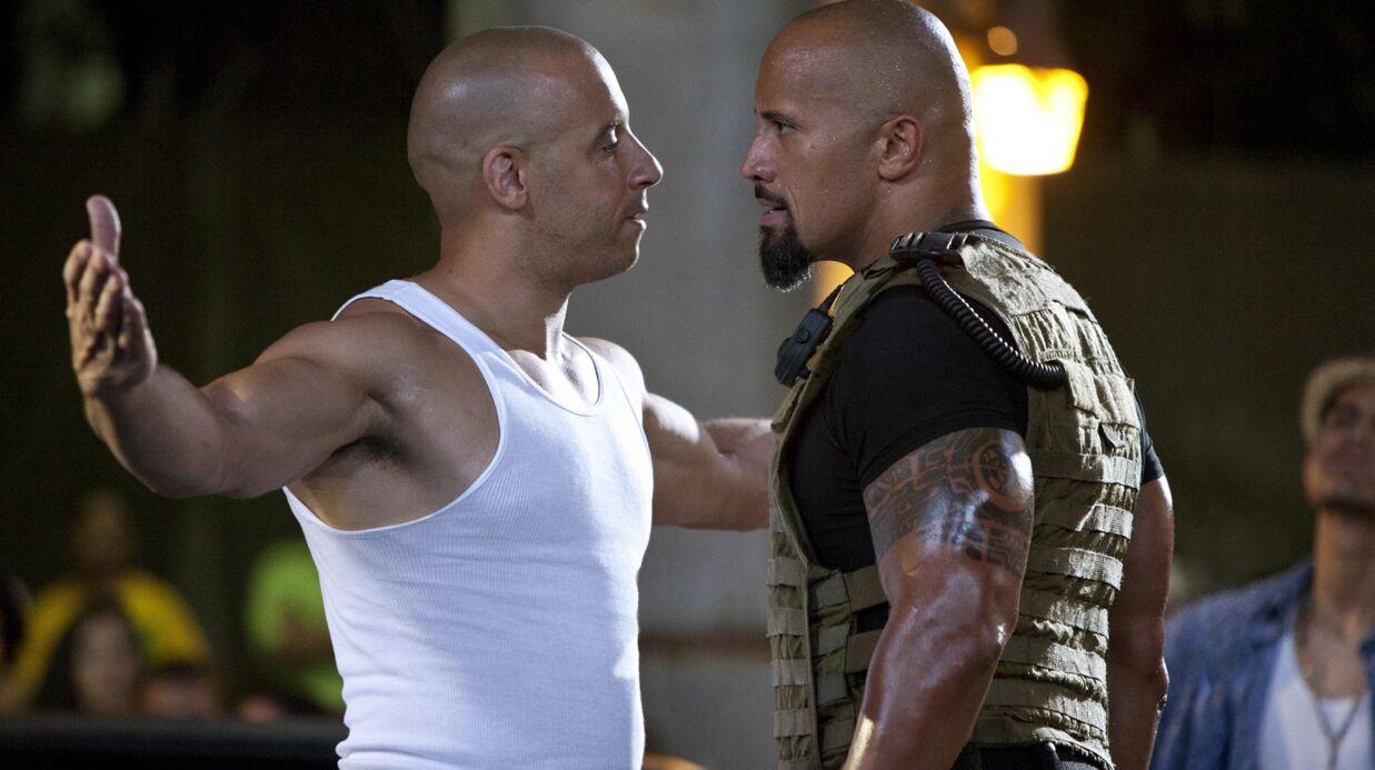 Fast and Furious: après des mois de tension, Dwayne Johnson et Vin Diesel se sont réconciliés