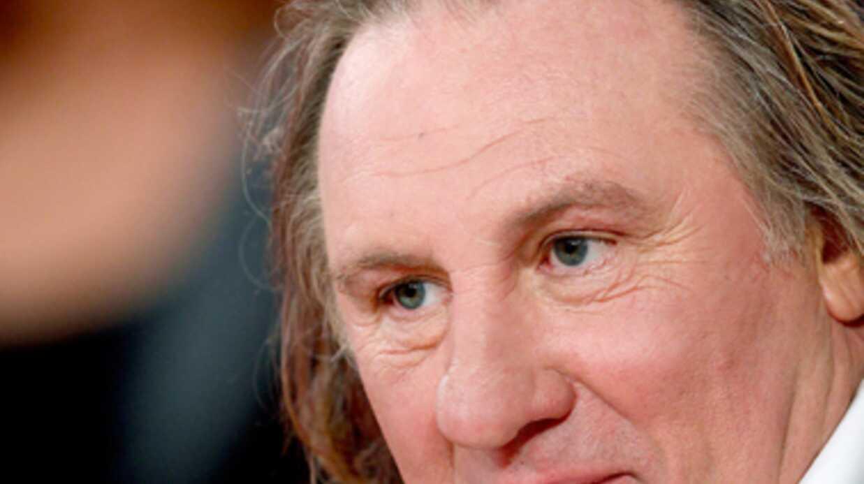 Gérard Depardieu: «Poutine m'a déjà envoyé un passeport!»