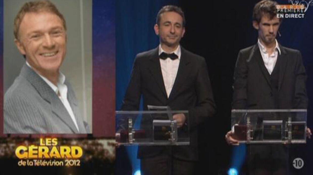 Gérard de la télévision 2012: le palmarès complet