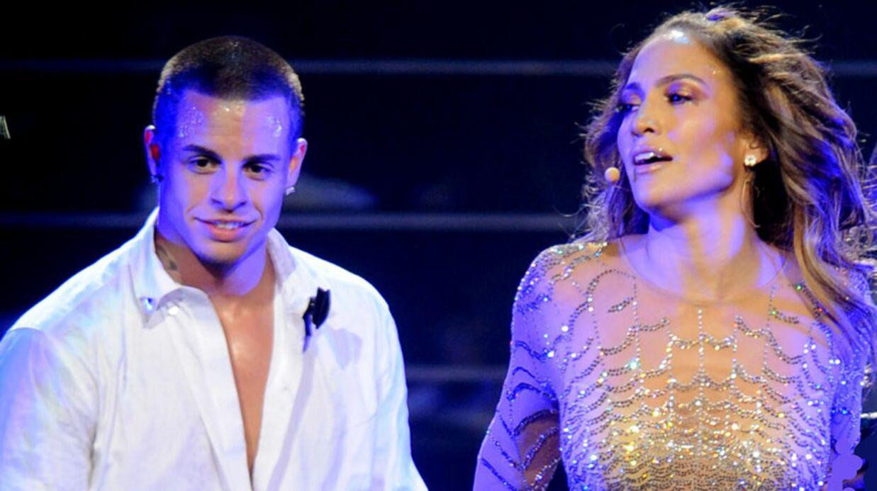 Jennifer Lopez et Casper Smart expriment leur amour sur internet