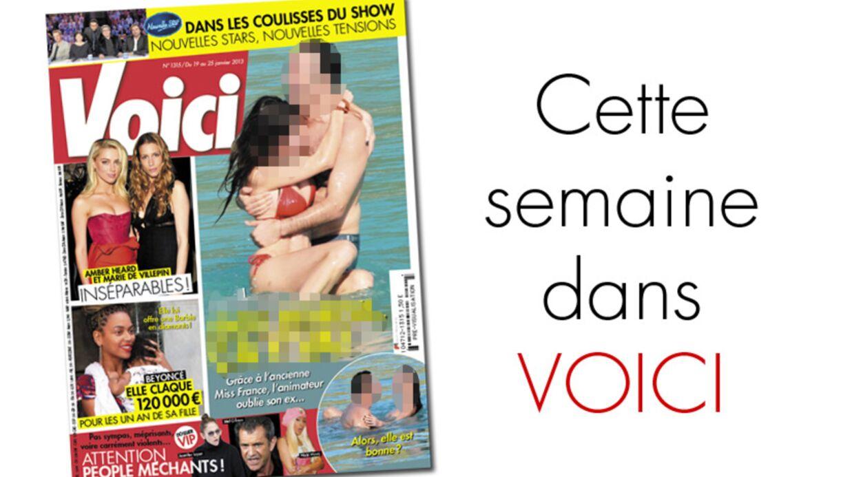 L'animateur et la Miss France fous d'amour
