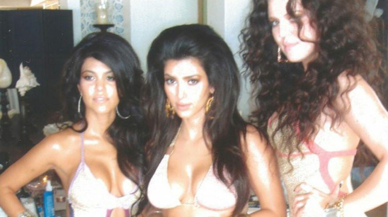 DIAPO L'incroyable évolution des sœurs Kardashian