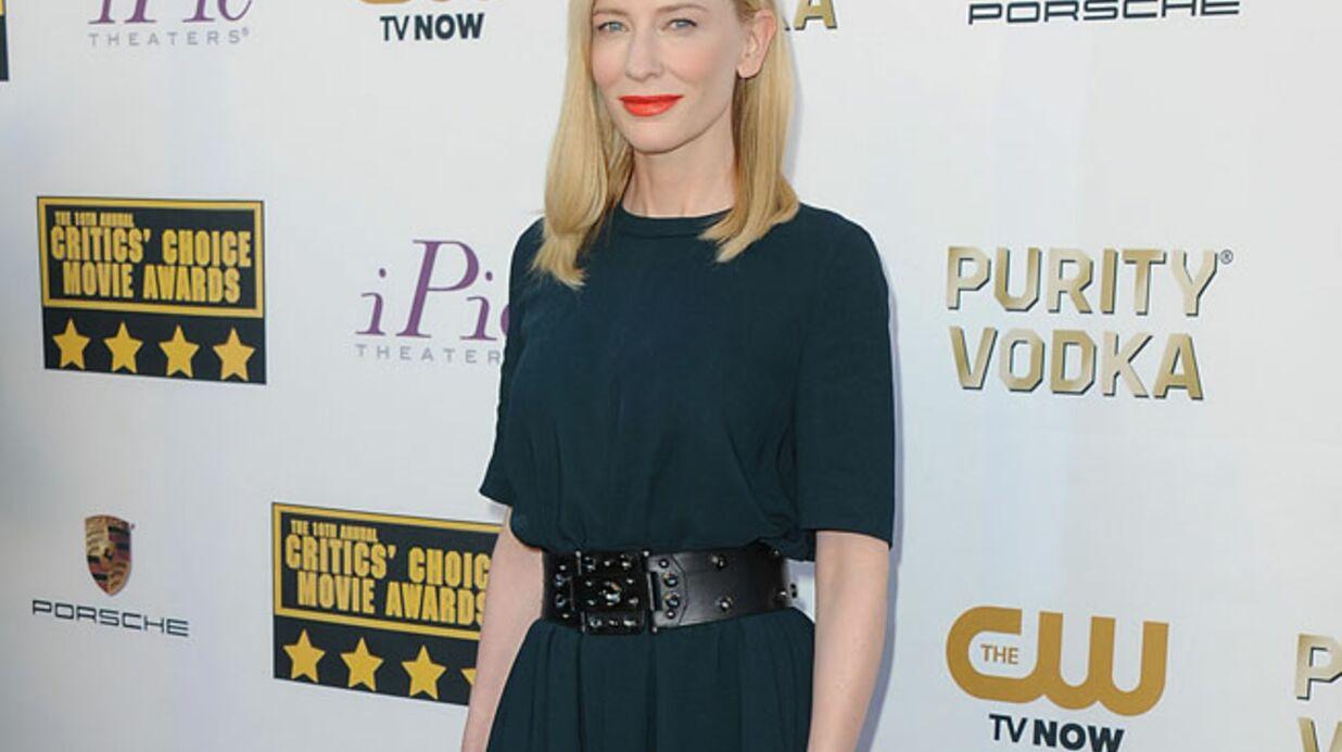 Le prix exorbitant du sac de Cate Blanchett dans Blue Jasmine
