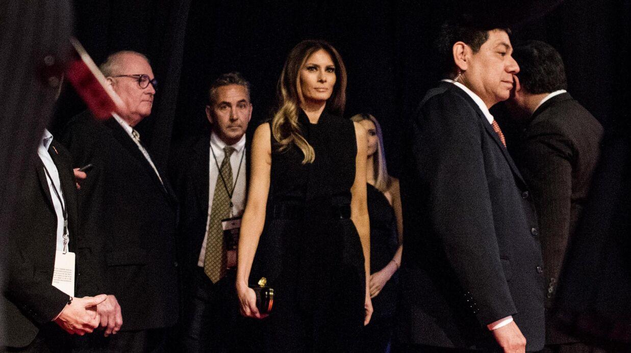 Ralph Lauren habillera Melania à l'investiture de Donald Trump, alors qu'il était pour Hillary Clinton