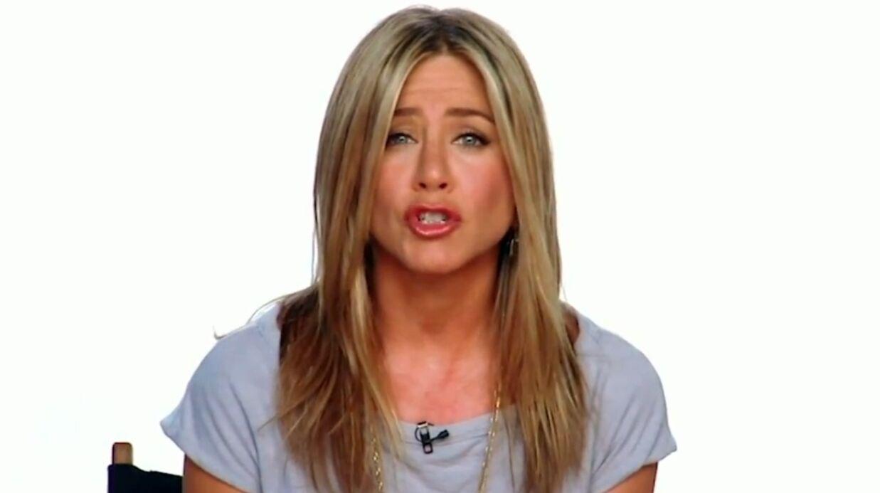 VIDEO Jennifer Aniston malmenée par Ellen DeGeneres