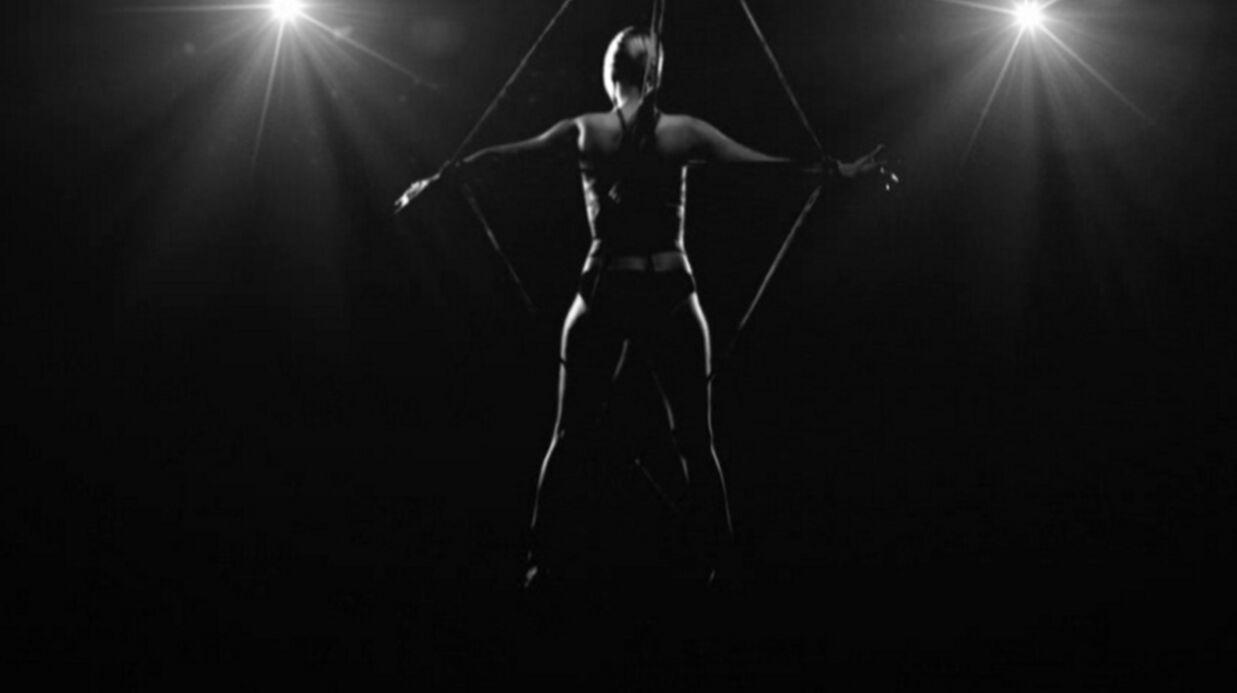 PHOTOS Amandine Bourgeois nue dans le clip bondage d'Incognito